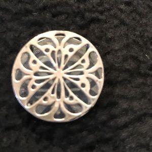 Silpada sterling silver slide